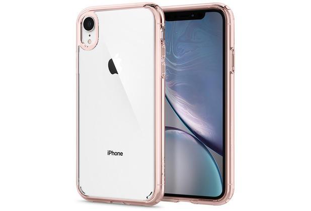 Spigen Ultra Hybrid for iPhone XR rose crystal