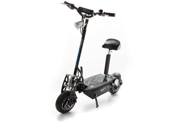 SXT-Scooters SXT1600 XL schwarz / 48V 12Ah