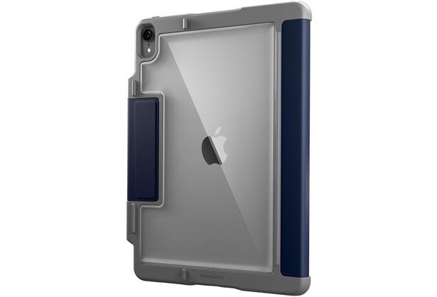 STM STM Dux Plus Case, Apple iPad Pro 11 (2018), midnight blau/transparent, STM-222-197JV-03
