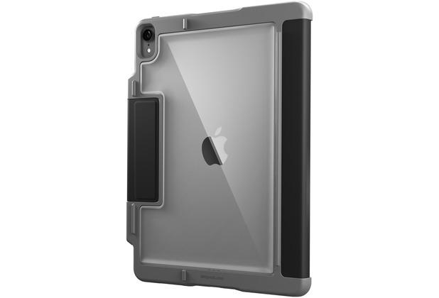 STM STM Dux Plus Case, Apple iPad Pro 11 (2018), schwarz/transparent, STM-222-197JV-01