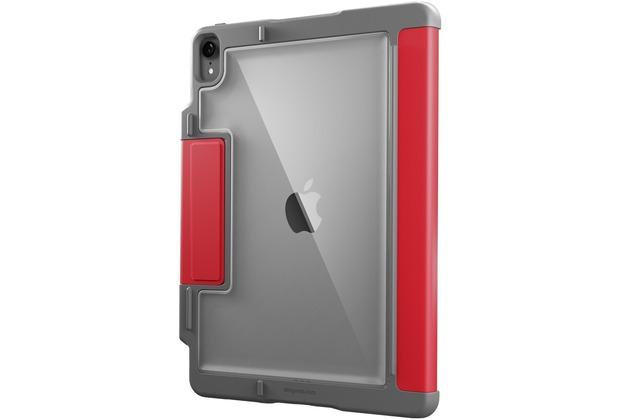 STM STM Dux Plus Case, Apple iPad Pro 12,9 (2018), rot/transparent, STM-222-197L-02