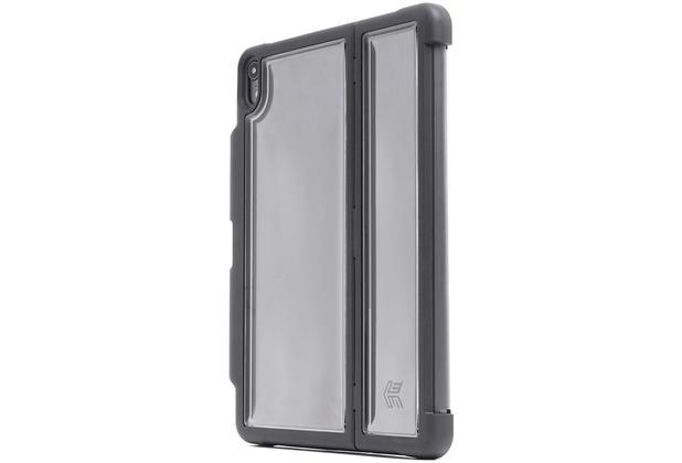STM Dux Shell Case, Apple iPad Pro 12.9 (2018), schwarz/transparent, STM-222-221L-01