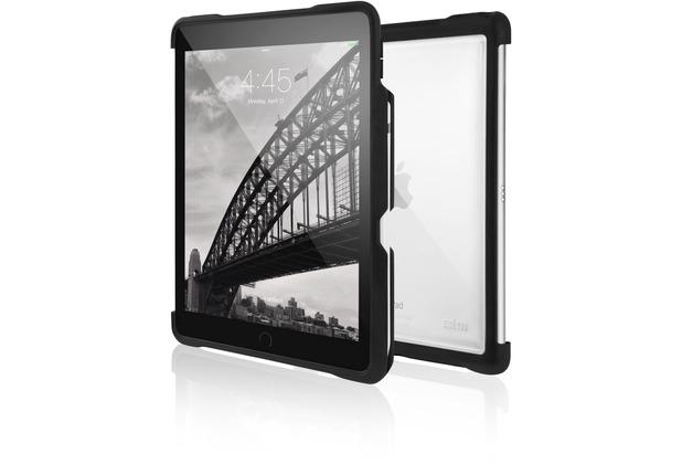 STM Dux Shell DUO Case, Apple iPad Air (2019)/Pro 10,5 (2017), schwarz/transp., STM-222-242JV-01