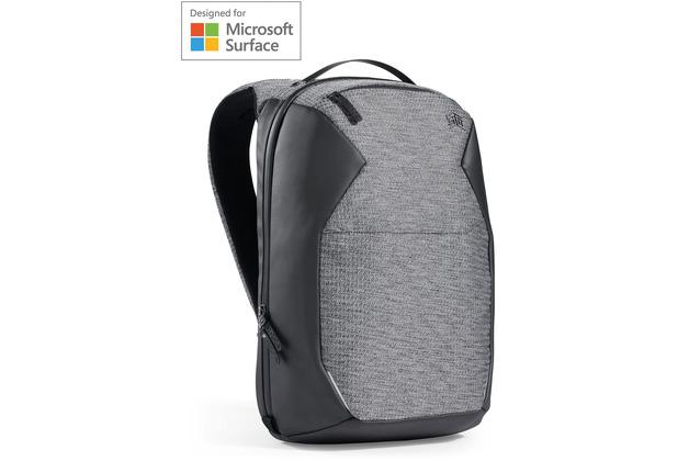 STM Myth Pack 18L 15, Microsoft Surface Book 2/1 & Laptop 3/2/1, granite black, STM-117-186P-01