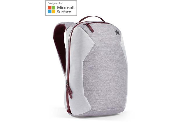 STM Myth Pack 18L 15, Microsoft Surface Book 2/1 & Laptop 3/2/1, windsor wine, STM-117-186P-04