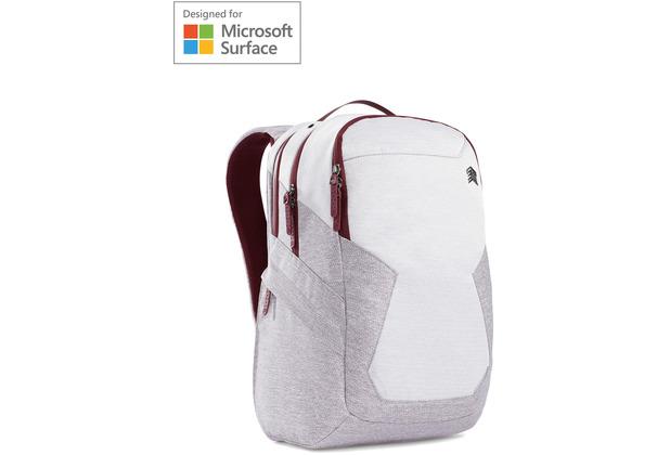 STM Myth Pack 28L 15, Microsoft Surface Book 2/1 & Laptop 3/2/1, windsor wine, STM-117-187P-04