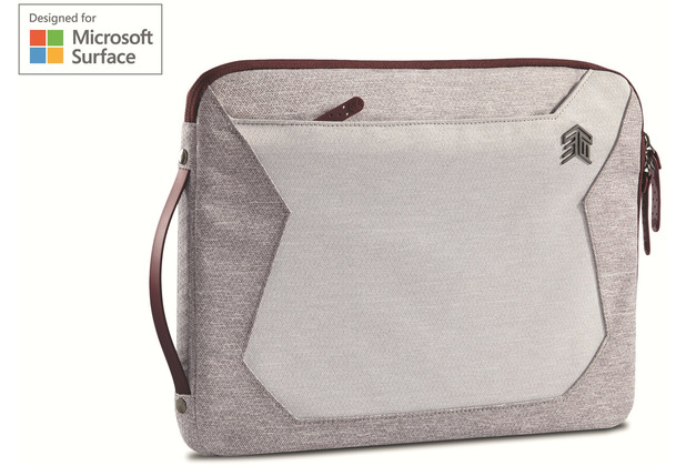STM Myth Sleeve 13, Microsoft Surface Laptop 3/2/1 & Pro X/7/6/5, windsor wine, STM-114-184M-04