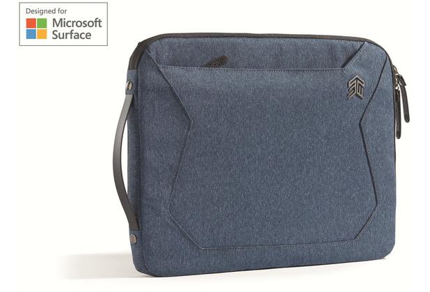 STM Myth Sleeve 15, Microsoft Surface Book 2 (13 & 15), slate blue, STM-114-184P-02