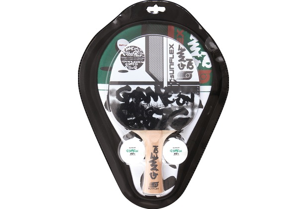sunflex Tischtennisset Game on