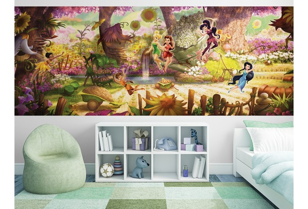 "Sunny Decor Fototapete \""Fairies Forest\"" 368 x 127 cm"