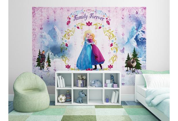 """Sunny Decor Fototapete \""""Frozen Family Forever\"""" 184 x 254 cm"""