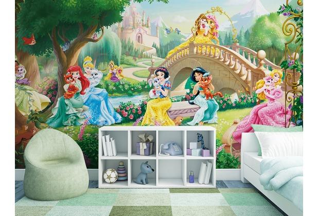 "Sunny Decor Fototapete \""Princess Palace Pets\"" 368 x 254 cm"