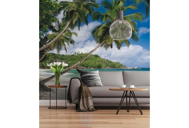 "Sunny Decor Fototapete \""Seychellen\"" 368 x 254 cm"