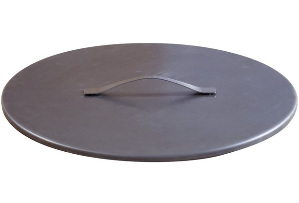 SvenskaV Deckel 63 cm Durchmesser, Rohstahl