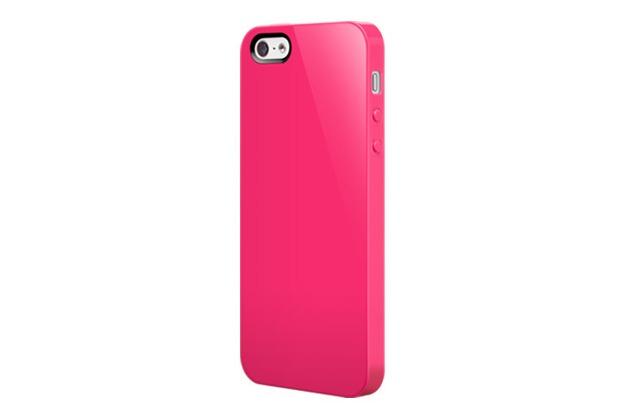 SwitchEasy NUDE für iPhone 5/5S/SE, fuchsia