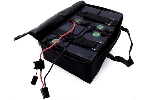 SXT-Scooters Batterie, Bleiakku 48V 12Ah