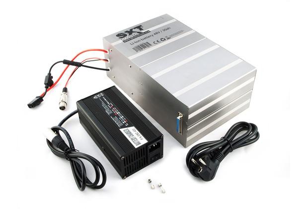 SXT-Scooters Li-Ion Lithium Akkupack 48V 30Ah