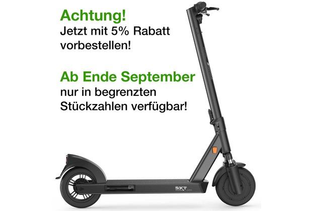 SXT-Scooters MAX - eKFV Version - STVO zugelassen