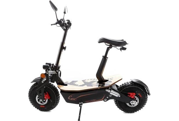SXT-Scooters Monster - 30Ah Li Ion / 3000W