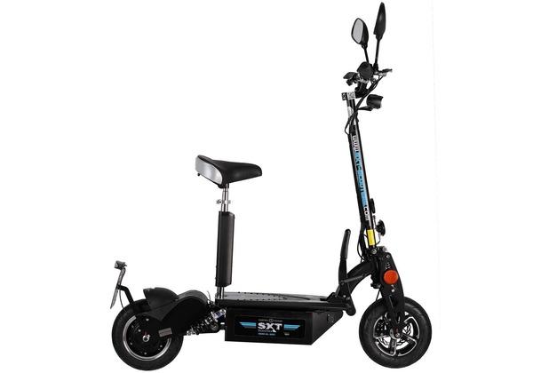 SXT-Scooters SXT-Scooters SXT1000 XL EEC Facelift schwarz 48V 12Ah Bleiakku