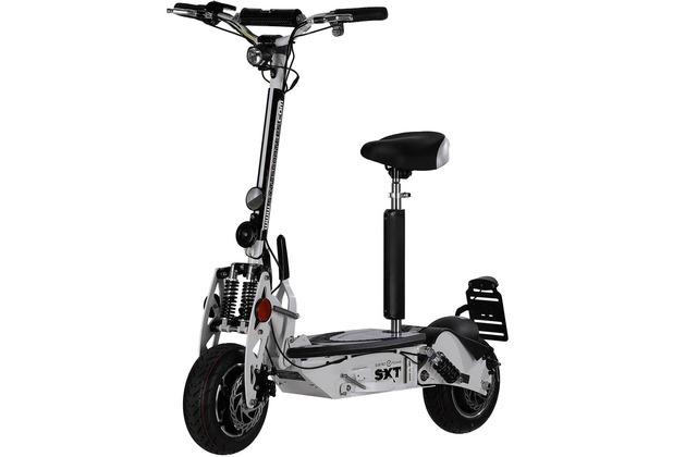 SXT-Scooters SXT-Scooters SXT1000 XL EEC Facelift weiß 48V 12Ah Bleiakku