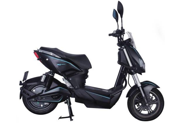 SXT-Scooters SXT-Scooters SXT Raptor V3 schwarz/neonblau