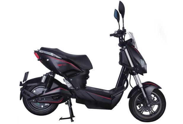SXT-Scooters SXT Raptor V3 schwarz/rot
