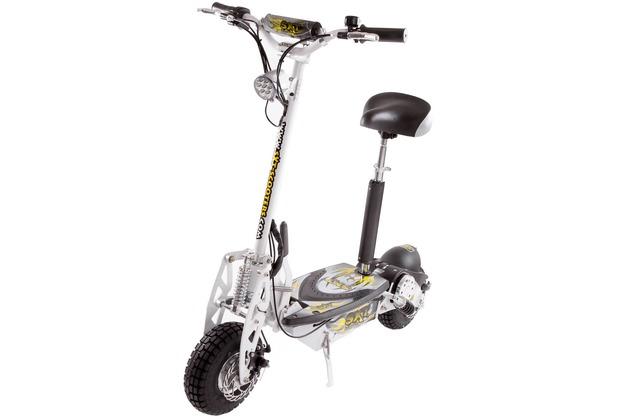 SXT-Scooters SXT1000 Turbo weiß / 36 V 12 Ah