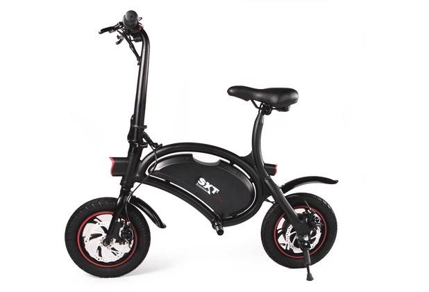 SXT-Scooters Bike schwarz