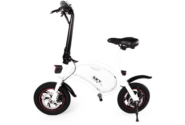 SXT-Scooters Bike weiß