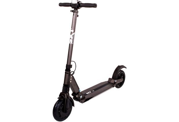SXT-Scooters light Eco -  nur 10.7 kg 25 km/h anthrazit