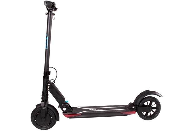 SXT-Scooters light Plus / Facelift  matt schwarz