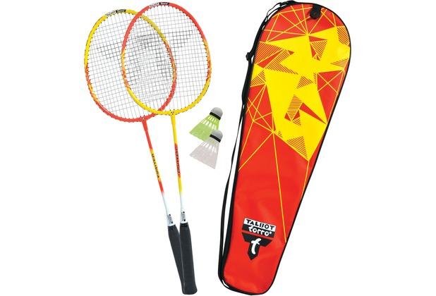 Talbot-Torro Badminton-Set 2-Fighter im Thermobag