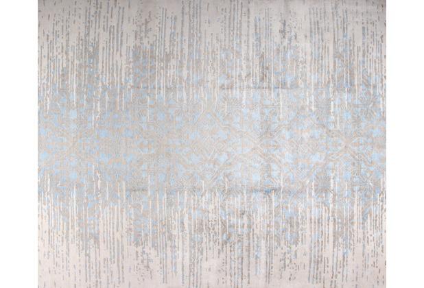 Talis Teppiche Viskose Handknupfteppich Opal Design 607 Hertie De