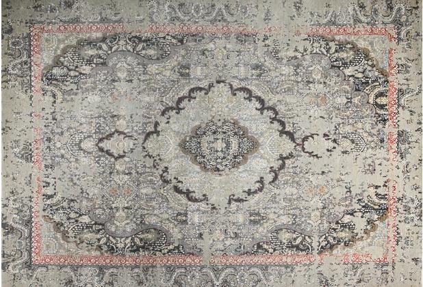 talis teppiche Handknüpfteppich TOPAS DELUXE Des. 8415 200 cm x 300 cm