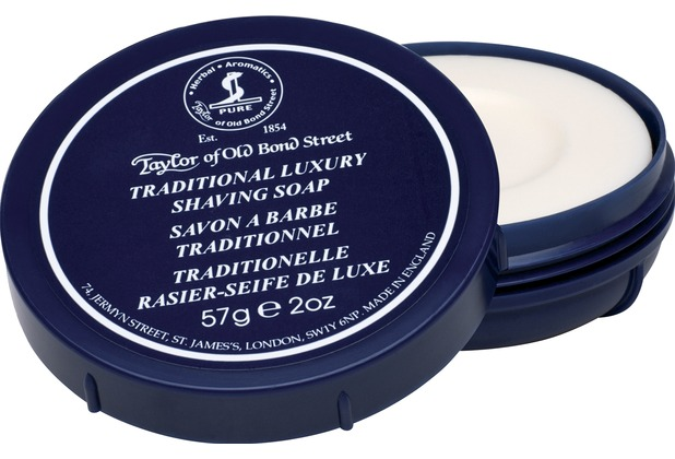 Taylor of Old Bond Street Traditionelle Rasierseife, 57g
