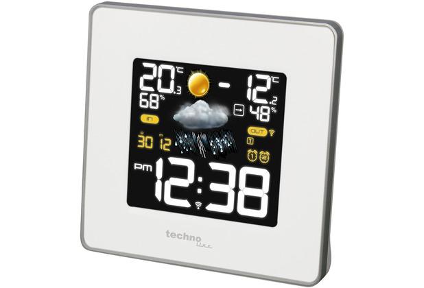 TechnoTrade WS 6440 Wetterstation