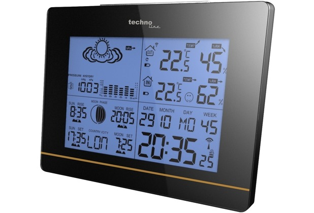 TechnoTrade WS 6750 Wetterstation