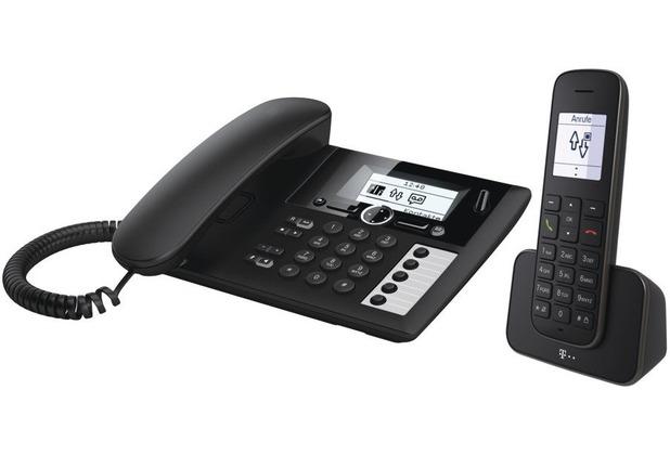 Telekom Sinus PA 207 plus 1, schwarz