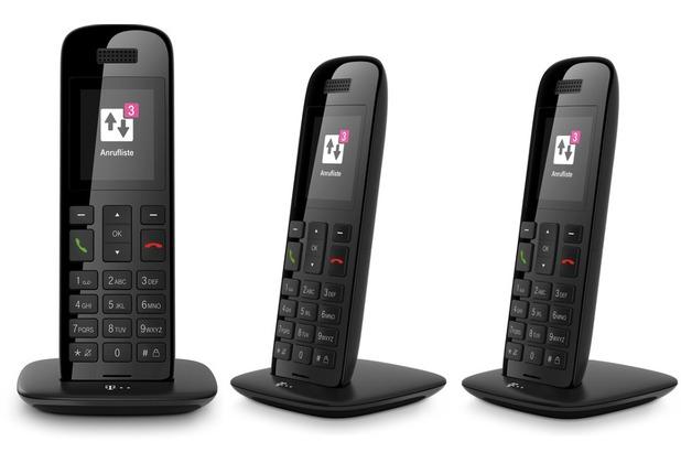 Telekom Speedphone 10 TRIO - schwarz