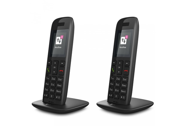 Telekom Speedphone 11 schwarz DUO Set - Limited Edition