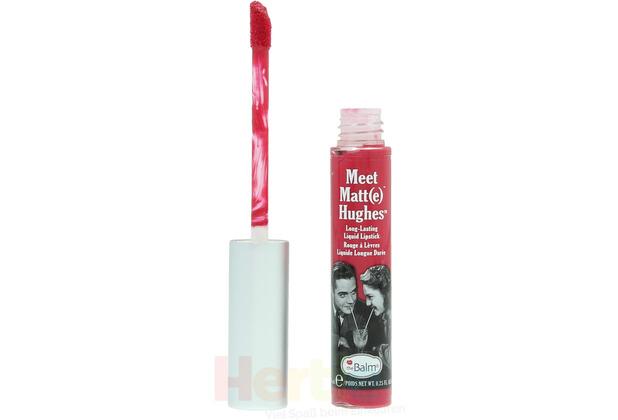 The Balm Meet Matte Hughes Ll Liquid Lipstick Sentimental 7,40 ml