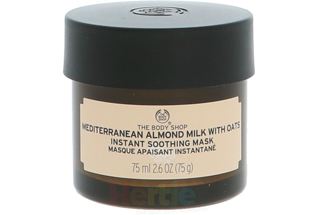 The Body Shop Facial Mask Almond Milk 75 ml