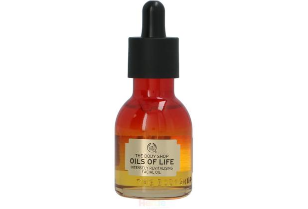 The Body Shop Oils Of Life Facial Oil 30 ml