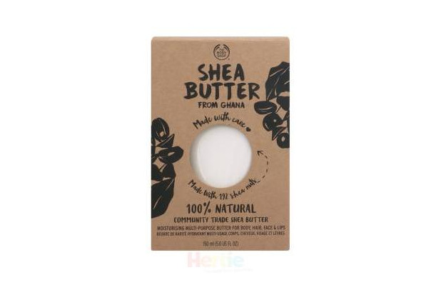 The Body Shop Shea Butter 150 ml