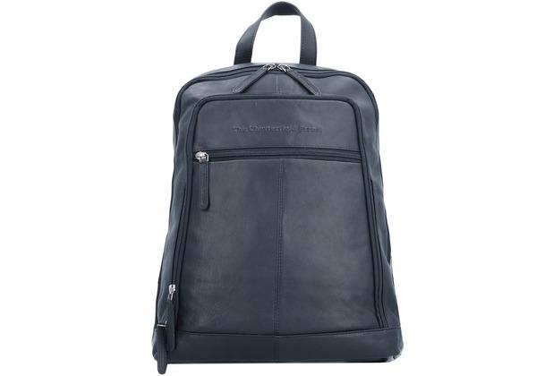 The Chesterfield Brand Rich Rucksack Leder 32 cm Laptopfach black