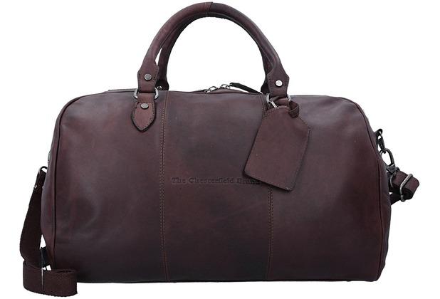 The Chesterfield Brand William Weekender Reisetasche 46 cm brown