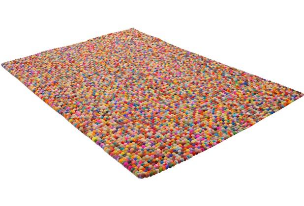 THEKO Ballo UNI 802 multicolor 70 cm x 140 cm