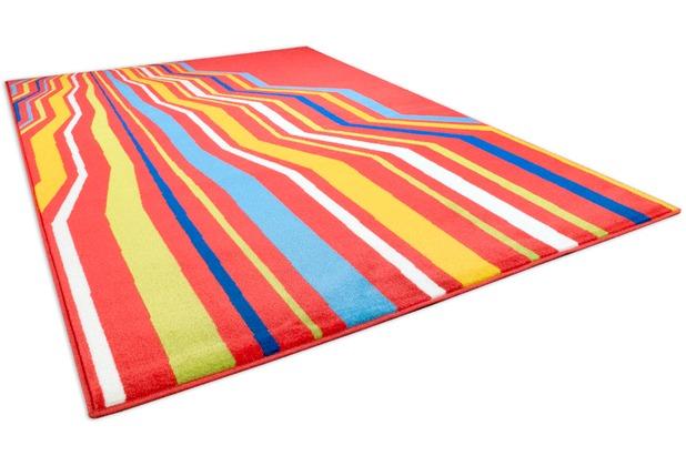 THEKO Happy Color 93 400 orange 80 cm x 140 cm
