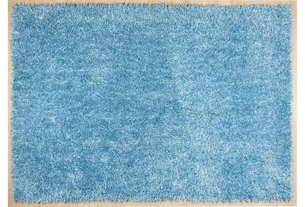 THEKO Pop Uni hell blau 80 x 150 cm
